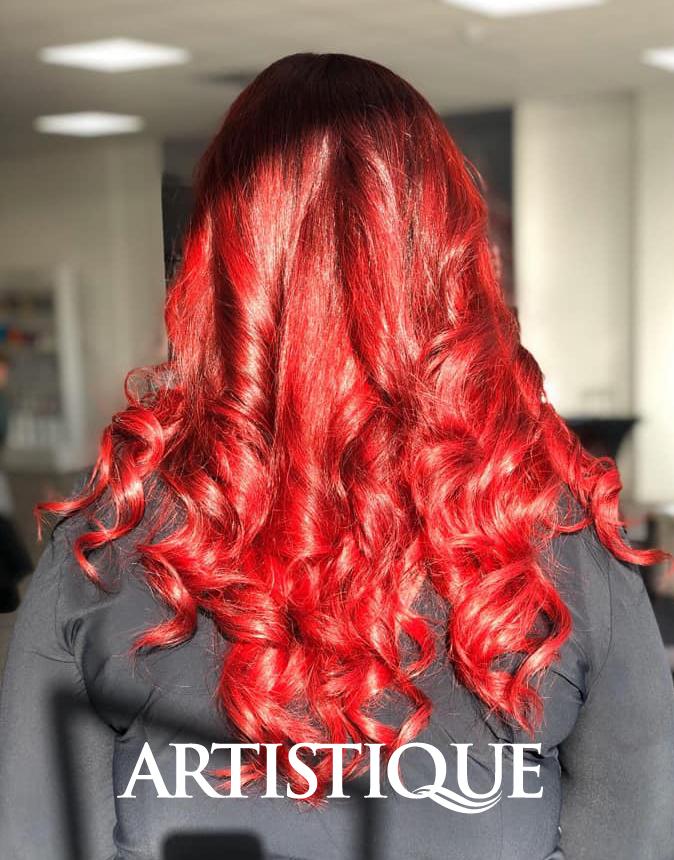 Ognista czerwień uzyskana profesjonalnymi farbami do włosów Artistique Polska  Lubicie takie koloryzacje? #artistique #polska #artistiquepolska #artistiquenederland #professional #hair #cosmetics #profesjonalne #kosmetyki #włosy #red #fire #czerwień #dyehair #koloryzacjapic.twitter.com/4UEBxbqlCI