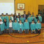 Image for the Tweet beginning: Introducing our Nansen Prefects...Thank you