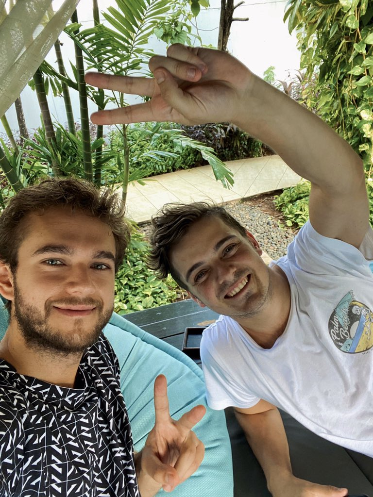who's coming to our show in Jakarta tonight? @MartinGarrix