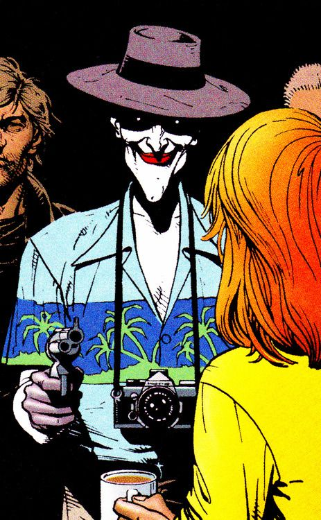 If one of Joker's skins in MK11 isn't The Killing Joke outfit, then what's the point? <br>http://pic.twitter.com/FlJF3noIAZ