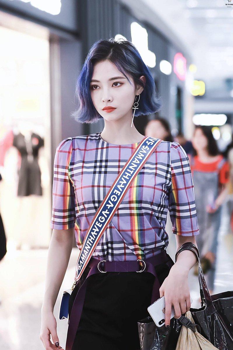 ข่าวลือผู้เข้าร่วมรายการ #QingChunYouNi จากฝั่งวง #SNH48  1. สวี่เจียฉี 2. ไต้เมิ่ง 3. จางอวี่เก๋อ  #青春有你2 #XuJiaqi #Daimeng #ZhangYuge
