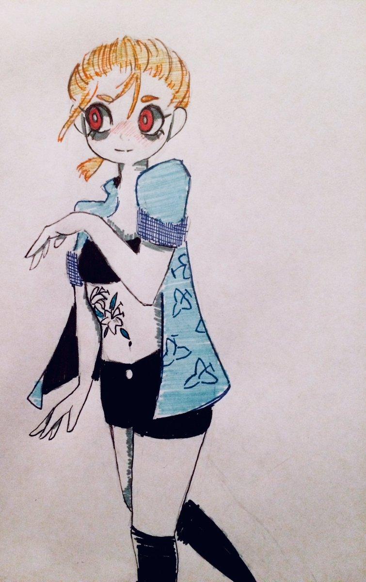 #doodle #myart #myartwork #ink #drawing https://t.co/3pOBL1zWbM