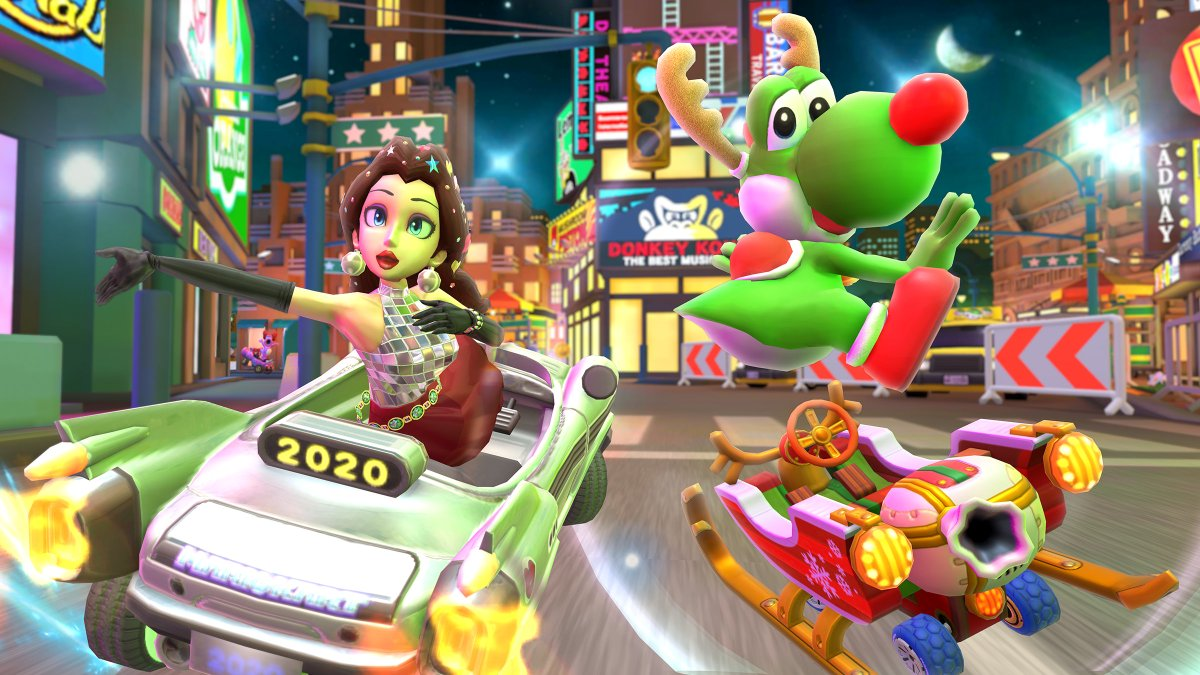 Mario Kart Tour On Twitter This Time Of Year Is Jam Packed