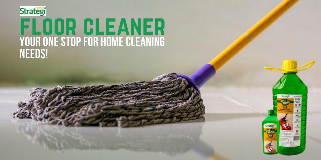 Herbal Strategi Floor Cleaner - JustMop  Your One Stop for Home Cleaning Needs!  Shop online: https://www.herbalstrategi.com/product/just-mop-herbal-floor-cleaner-500ml…  https://www.herbalstrategi.com/product/just-mop-herbal-floor-cleaner…  Helpline: 080 - 23431723 / 23431724 strategi@herbalstrategi.com  #floorcleaningproduct #floorcleaningideas #cleaningproducts pic.twitter.com/go3WKFzlar