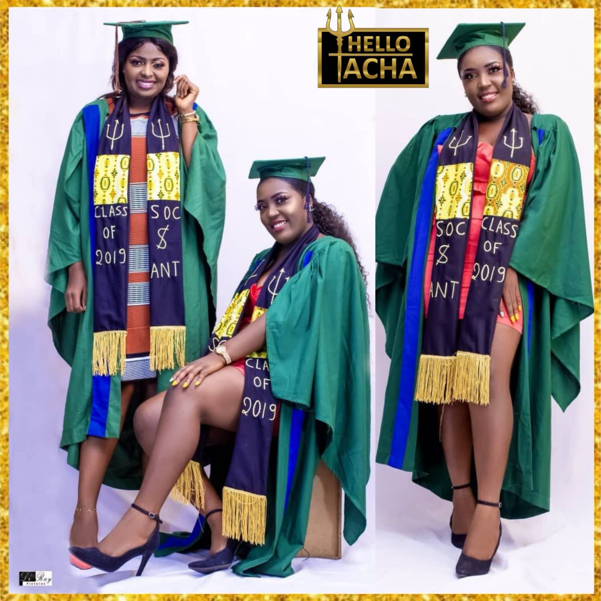 Say WHAT! Shout Out to the Latest Cameroonian Titans Graduates . Titans Keep Making US proud  #EverythingTacha <br>http://pic.twitter.com/aC7jNPNqyV