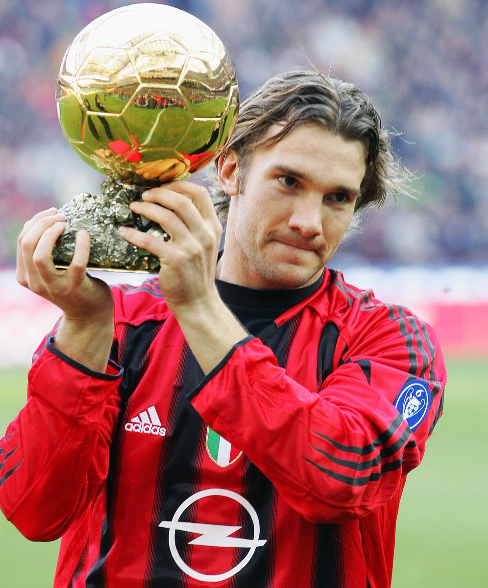 Good morning everybody, 15 years have passed since I had the honor to win the Ballon d'Or. Once again, I am forever thankful to my teammates and all the fans who constantly supported me for this important achievement in my life. ⚽️🏆 #2004 #BallondOr #OnThisDay