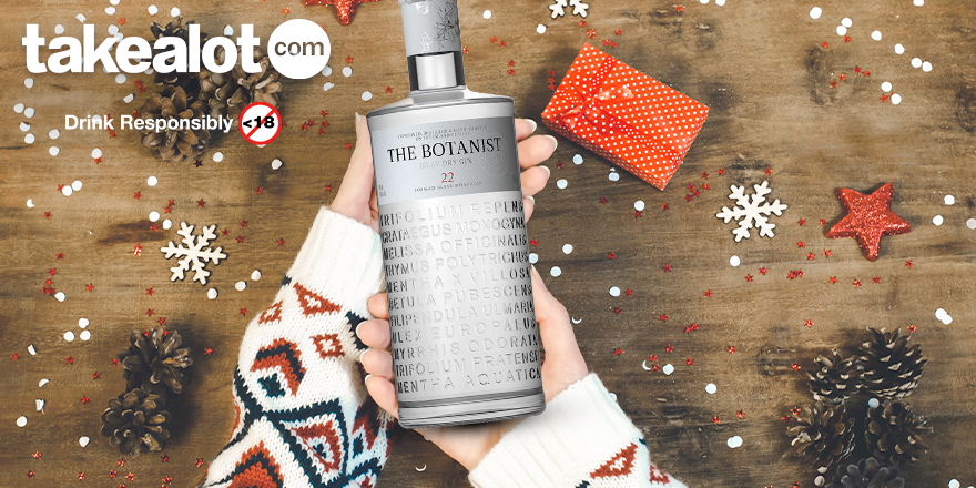 Get ready for the NEW YEAR with The Botanist Gin and  http:// takealot.com     ! Tag friends that you'll be enjoying your festive season with and stand a chance to WIN a 750ml of The Botanist.<br>http://pic.twitter.com/SDvoaExBqb