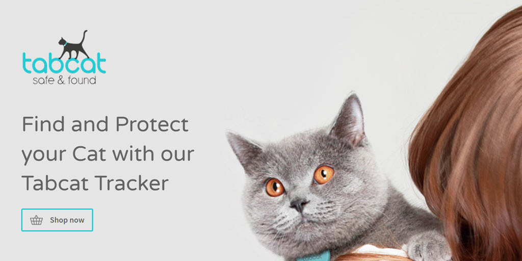 Keep your #cat safe and protected with the Tabcat #CatTracker. Keep your chosen Charity happy at the same time with a 4.9% donation!  #GiveForFree