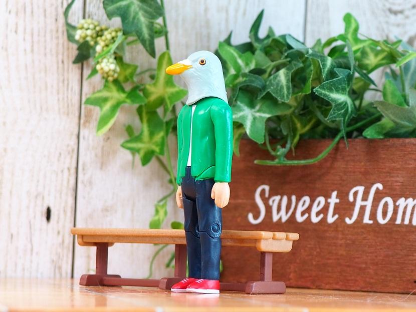 Strange Friends Yuji Pigeon