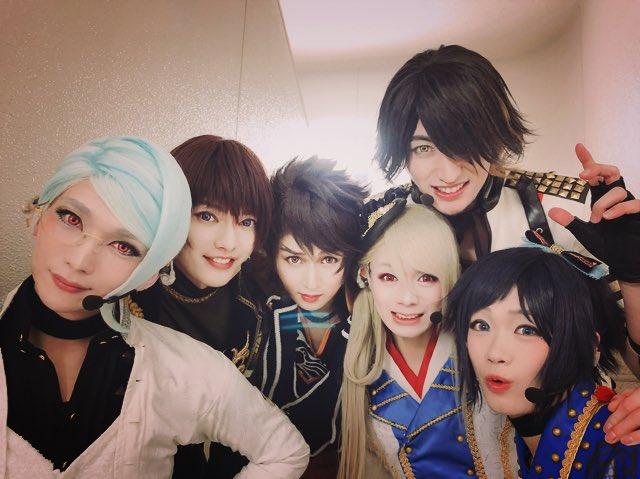 「ミュージカル『刀剣乱舞』歌合乱舞狂乱2019」福岡公演を無事に終えることができました。ご来場いただきありがとうございました😊皆様とまた楽しく笑い合える未来を描けますように。福岡また来るとよ🍜つばさより