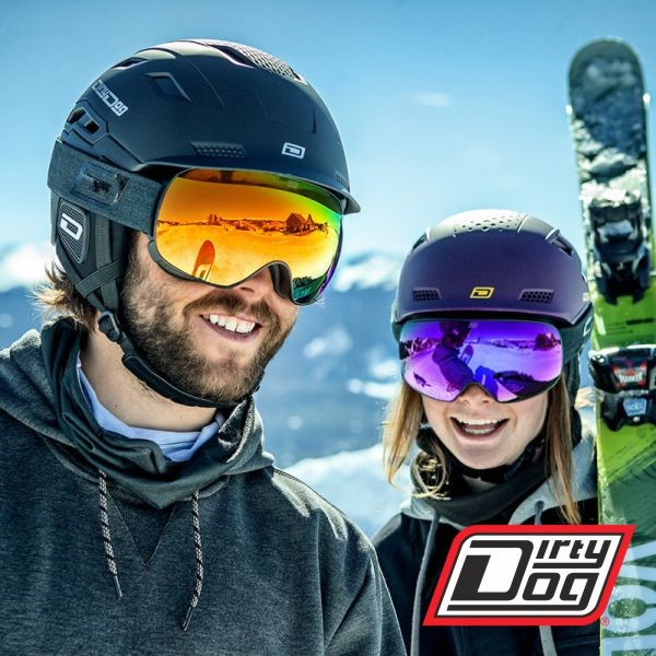 Planning a #ski trip? ⛷️ We've got a pair of Dirty Dog Mutant 2.0 goggles to give away featuring a magnetic lens changing system! For a chance to #win just follow, like & RT! #Competition ends 20th December! #FreebieFriday