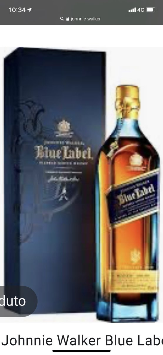 Slogan do Blue label vai passar a ser keep woking Red permanecerá inalterado