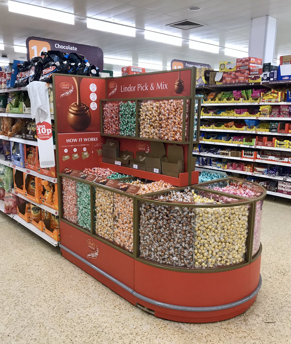 Well This Is New On Twitter Lindor Pick Mix At