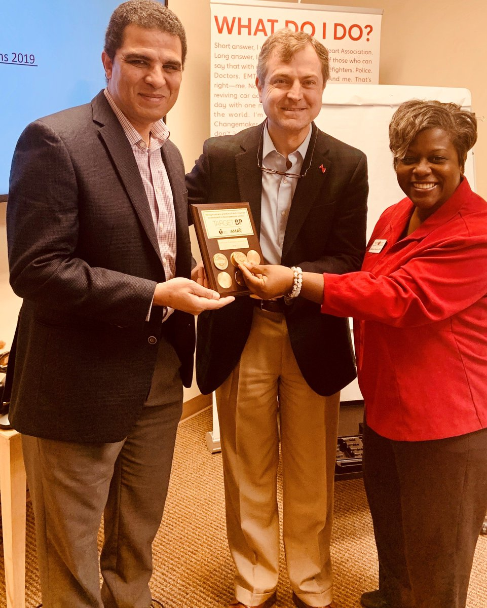 With blood pressure being a huge risk factor for heart disease, we are proud to announce that FCCI has reached Target: BP for the second year in a row, according to the American Heart Association's Standards. #HeartHealth #BloodPressure<br>http://pic.twitter.com/T8M1XMt2tM