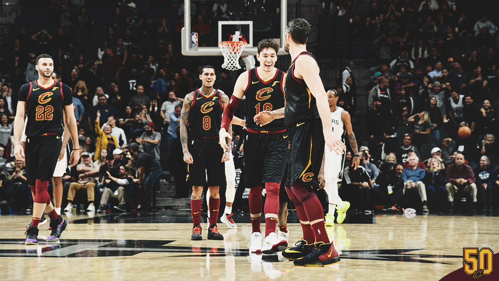 Cleveland Cavaliers @cavs