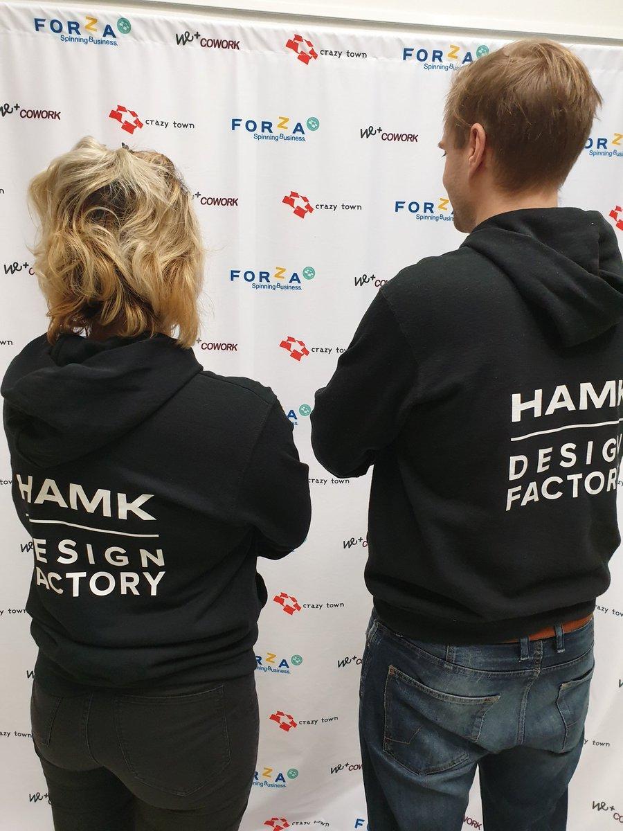 HAMK Design Factory expanding to Forssa Campus @HAMK_UAS #DesignFactory