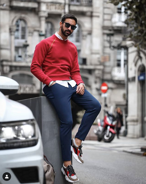 Just Casual! Have a good day 😉! @zeneraa..#fashionbloggerstyle #fashionstyle #ootdfashion #menfashion #menfashionstyle #highfashionmen #guyswithstyle #mensfashion #menstyleofficial #bestcasualoutfit #malefashion #christmastimes #christmasstyle #mensguide #fashioninfluencer