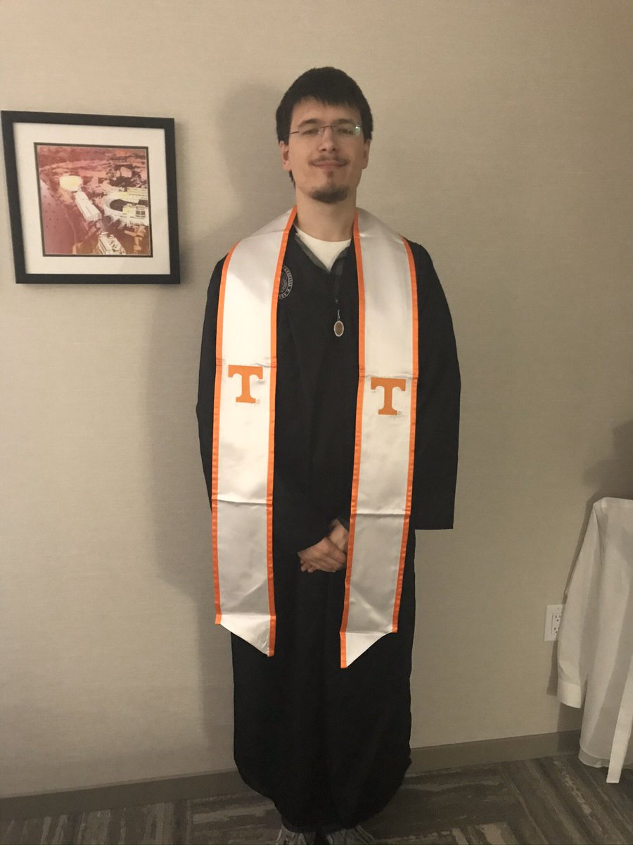 #utgrad2019 we are so proud of you Owen Dougherty
