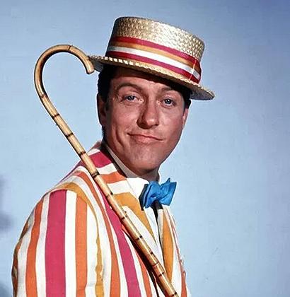 Mary dyke tracy poppins dick dick van The Delightful