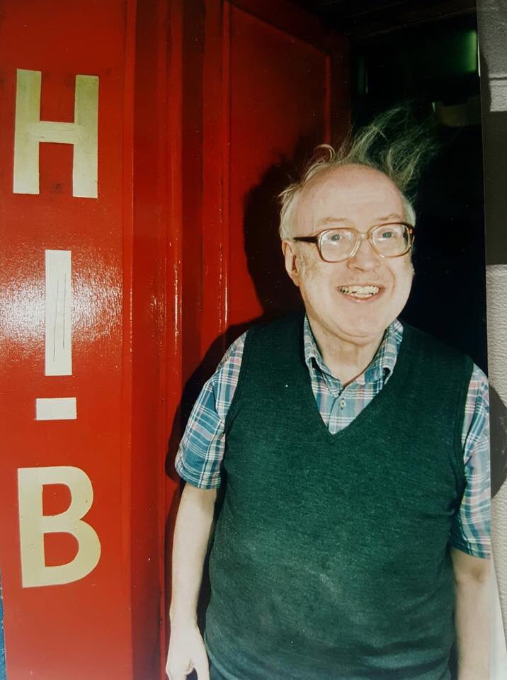The family of legendary #Cork publican and character Brian O'Donnell of The Hi-B on Oliver Plunkett St has announced his death. Brian died early this morning at the Mercy University Hospital following a short illness #RIP<br>http://pic.twitter.com/3fyus4SkWn