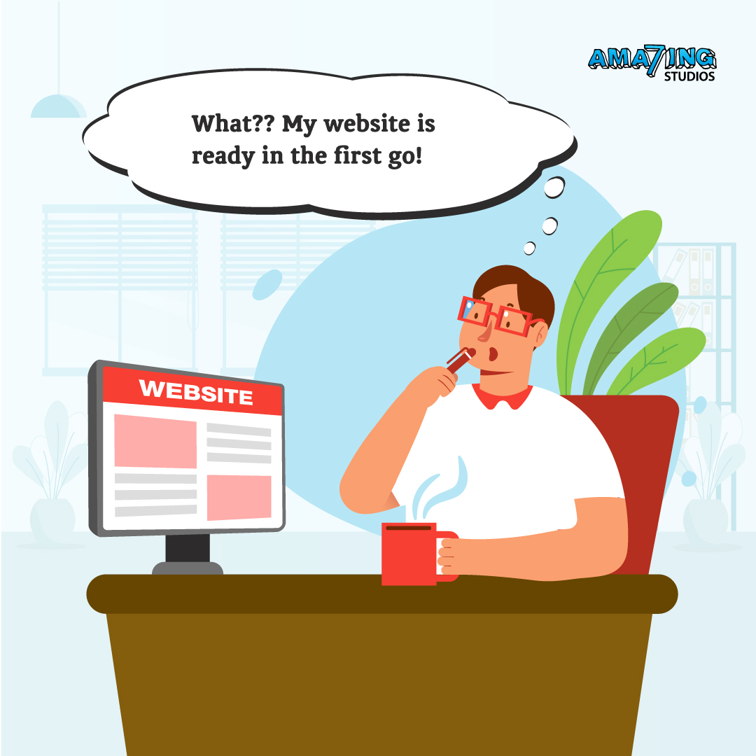 Such surprises are possible only with Amazing7. . . . #Amazing7studios #WebsiteDesign #WebsiteDevelopment <br>http://pic.twitter.com/LUlLPR80sr