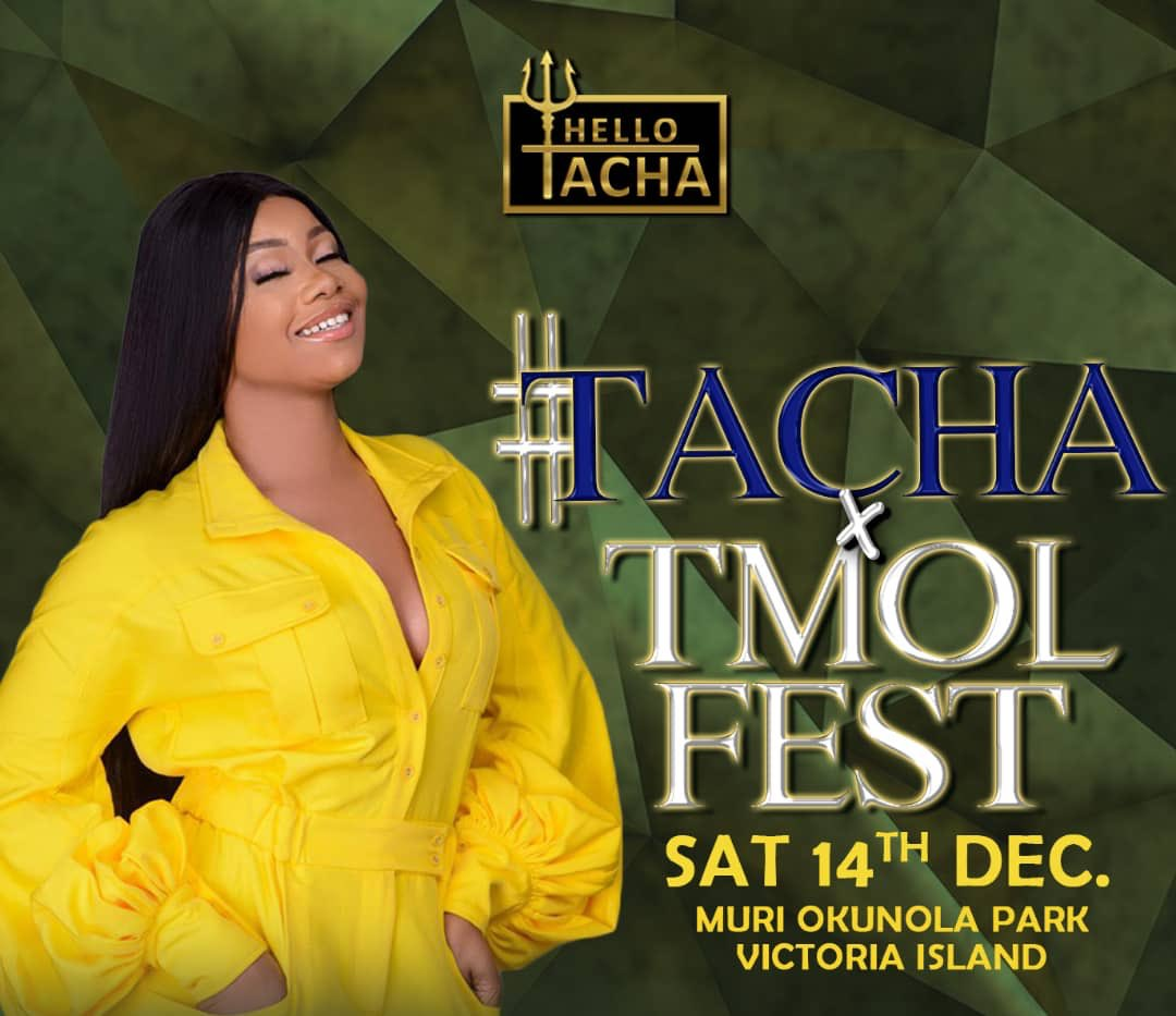 The First Time Ever @Symply_Tacha will be on Hosting Duties, You don't want to miss this Titans  #TachaXTMOLFest  #EverythingTacha <br>http://pic.twitter.com/dgRffJBiPT
