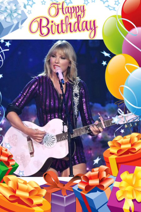 Happy-Birthday       Have a wonderful day love Taylor-Swift