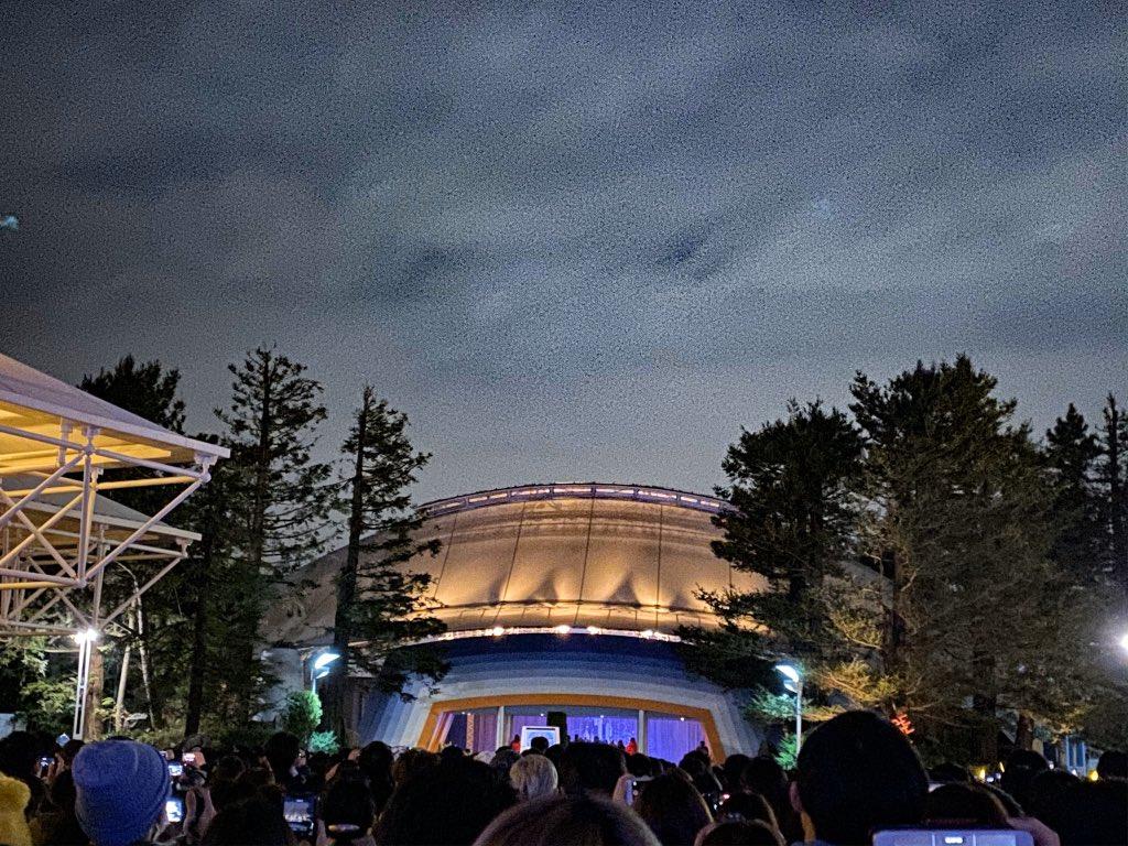2019年12月13日東京ディズニーランド「ワンマンズ・ドリームII-ザ・マジック・リブズ・オン」最終公演、終了しました