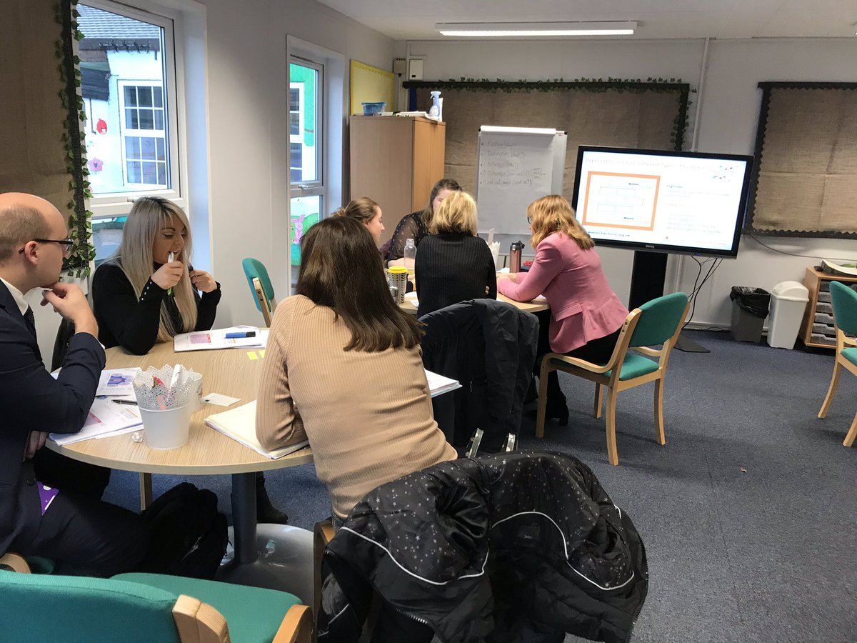 Enjoying day 2 on our pupil premium programme - becoming critical consumers of the evidence 😊