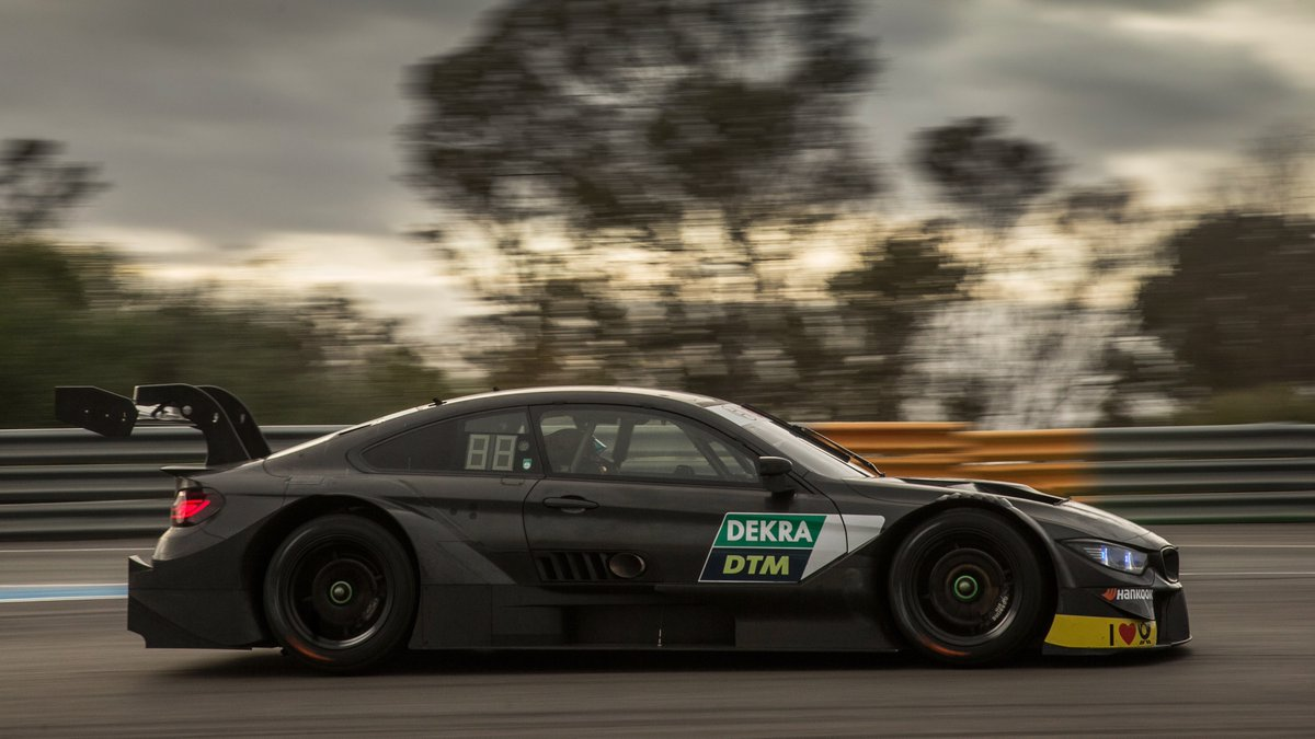 If we had to describe the DTM test in Jerez de la Frontera in just one word, it would be: exciting! It was fantastic to see Robert Kubica at the wheel of the BMW M4 DTM. And the other drivers – Nick Yelloly, Philipp Eng and Marco Wittmann – also did an awesome job. #RACETHELIMIT