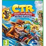 Image for the Tweet beginning: Crash Team Racing Nitro-Fueled (Xbox