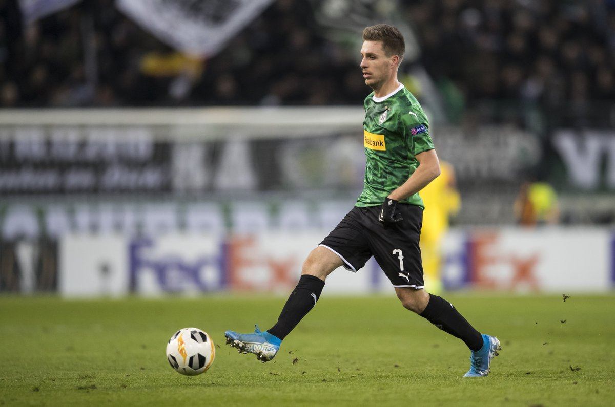 Patrick Herrmann reflects on our  @EuropaLeague exit and looks ahead to our Bundesliga clash with VfL Wolfsburg.   Interview   http://bit.ly/HerrmannBMGIBFK   #DieFohlen