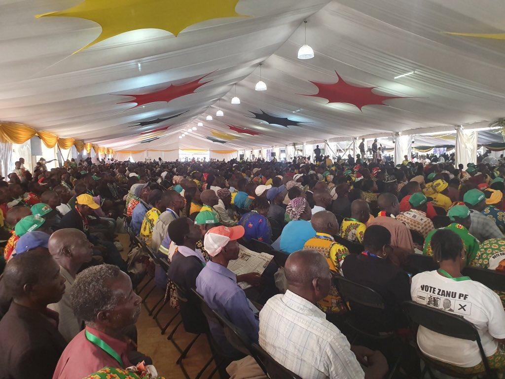 test Twitter Media - Tune in to #classic263 for President @edmnangagwa 's speech at Zanu PF National People's Conference at Goromonzi in Mashonaland East https://t.co/B8fkDn49tZ
