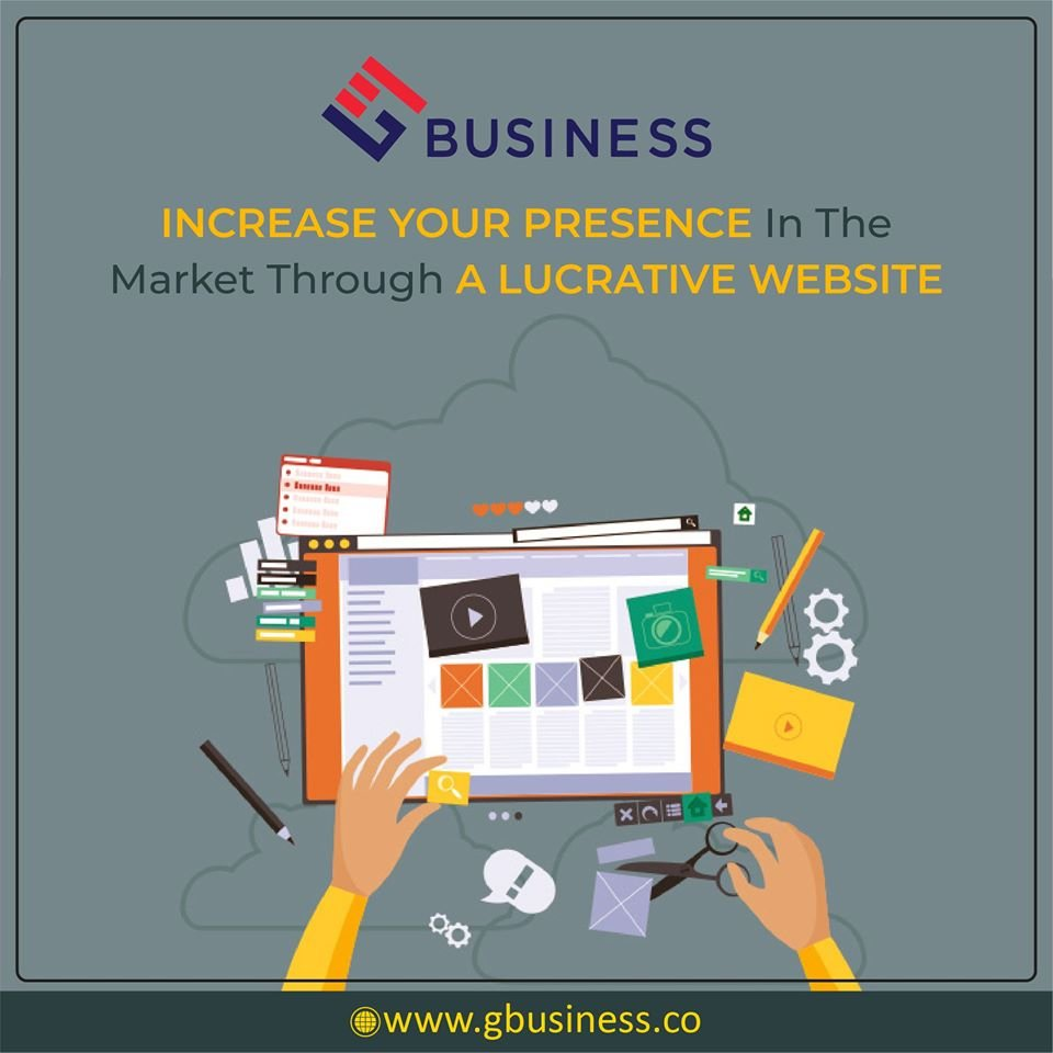 Getting hard to keep up with the Market Trends? Get a customized website with vibrant themes and attractive layouts depending upon your business requirements from Gbusiness. sign-up, pick an eye-catchy domain and It will do the rest.   #website #theme #websitedevelopment <br>http://pic.twitter.com/wqOXqvlgeY
