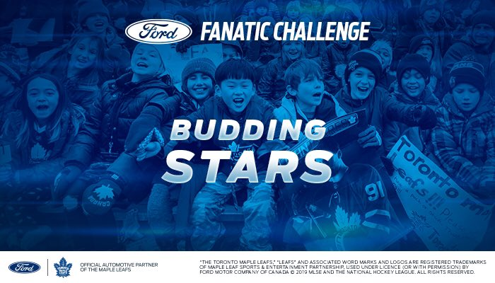 The Ford Fanatic On Twitter Know A Young Mapleleafs Fan Who D Want To Be Thefordfanatic For A Game Post Your Kiddo Dm If You Like Sharing What Makes Them The Biggest Fan