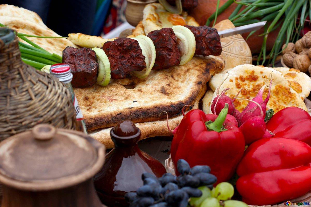 Национальные блюда грузии фото и описание