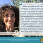 "María Miró about #ExportFoodSudoe 📽️ ""It was a great experience that does not come to an end with the project. Bridges and contacts remain for the future.""  What about you? How does #Interreg change your life? 🙃  #HumansOfSudoe  More testimonies on our website (link in bio) 🧡"