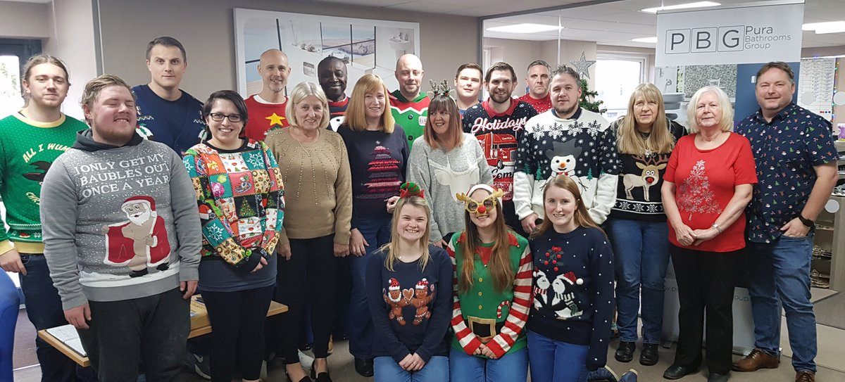 PBG is proud to support Save The Children on Christmas Jumper Day! 🎁🎄 savethechildren.org.uk