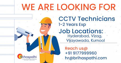 We are hiring CCTV Technicians Experience:- 1-2 Years Job Location:-Hyderabad, Vizag, Vijayawada, Kurnool Email your resume to- hr@brihaspathi.com Contact:- 9177999960 #CCTVCameras #CCTVTechnicians #technicians #vizag #Vijayawada #kurnool  https://bit.ly/2rGpWZipic.twitter.com/wm4Uz58KY5