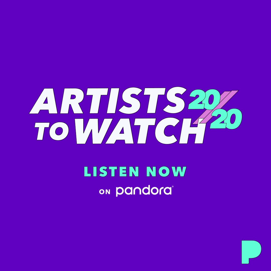 2020 is already looking 🆙 Check out our Artists To Watch 2020 playlist now: https://pdora.co/2EbE7Zc #PandoraMusic