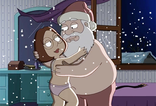 Exclusive #FamilyGuy Sneak Peek: Megs Sex Dream About Santa Claus Is Ho-Ho-Horrifying tvline.com/2019/12/13/fam…