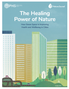 This report highlights what we know about #nature and #health in urban areas, and aims to push nature to the center of our conversation about what it means to create healthy, thriving cities. Get your copy here https://buff.ly/2VUUnpf