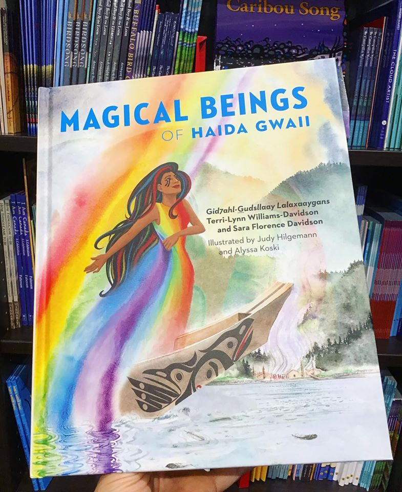 Based on ancient #Haida narratives, this vibrantly illustrated children's book empowers young people and teaches them to live in harmony with #nature.Find it in the store and on our website: https://www.strongnations.com/store/item_display.php?i=8168&f=3111%2C3690%2C4061…