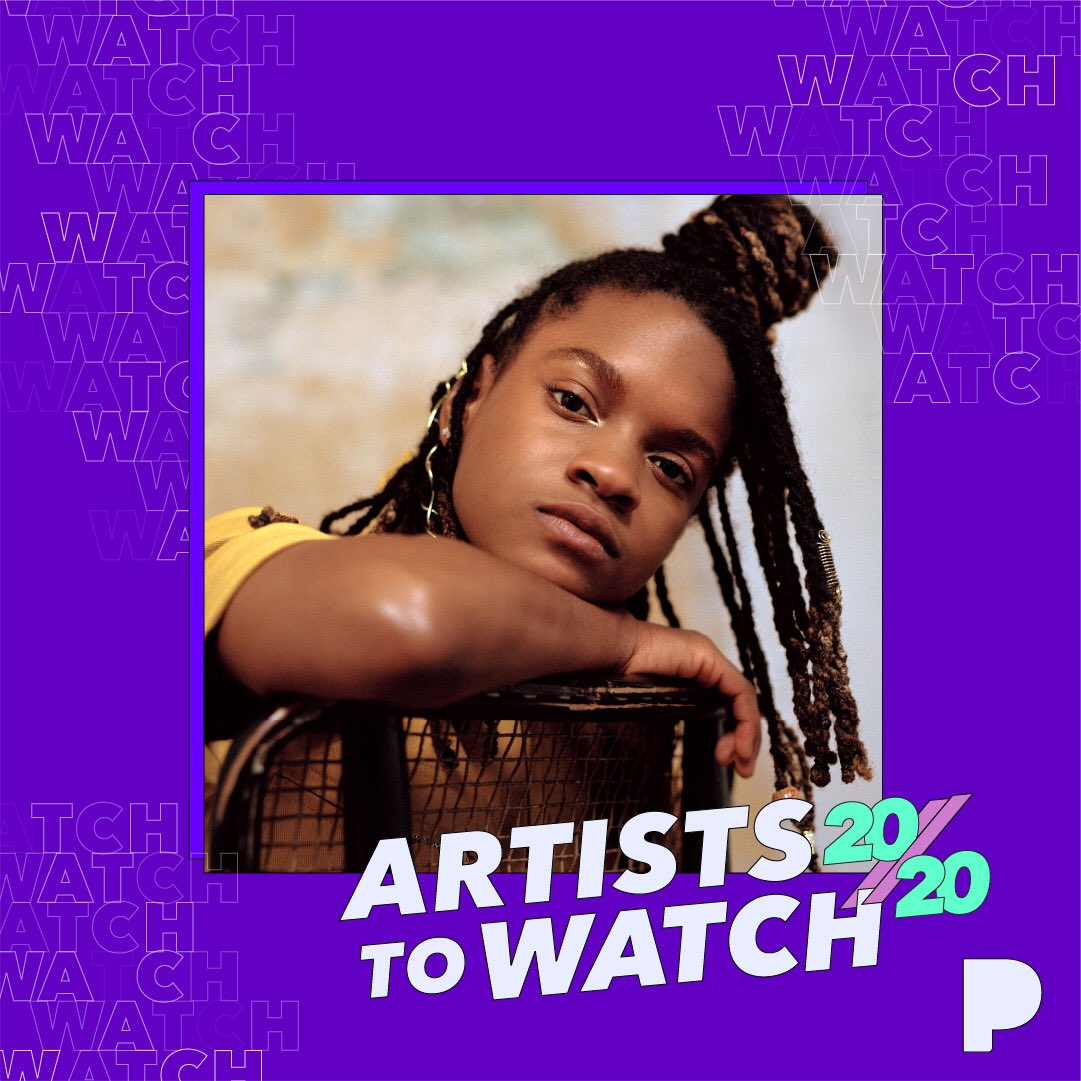 I'm one of @pandoramusic's Artists To Watch 2020! All thanks to you guys. ❤️  https://pandora.app.link/artisttowatch2020…