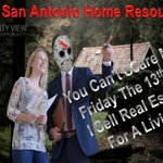 You can't scare me Friday the 13th...I sell real estate for a living!https://t.co/xnzel24LAK#SAREPRO #MySAHomeResource