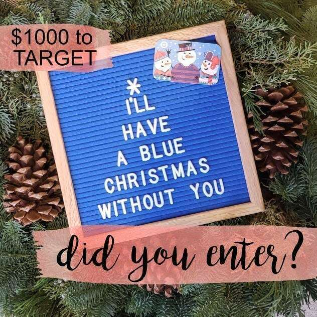 Have You Entered?  Don't be blue, time is ALMOST up. One lucky person will be getting a $1000 shopping spree to Target!  Head to@grateful.gifting to enter! . . . . . . #target #targetmom #targetmoms #targetstyle #targetlife #targetdeals #targetclearance #targetaddict #…pic.twitter.com/rhnF7wbmOn