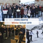 Image for the Tweet beginning: The #FENS-#Hertie Winter #School is
