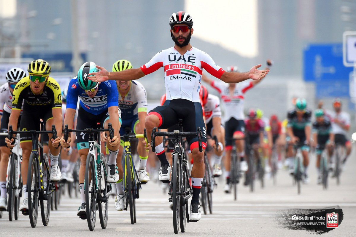 THE BEST MOMENTS 2019 - No @FndoGaviria  claimed his second stage win at the @TourofGuangxi .  #UAETeamEmirates #RideTogether #YearOfTolerancepic.twitter.com/2fkro7oLZY