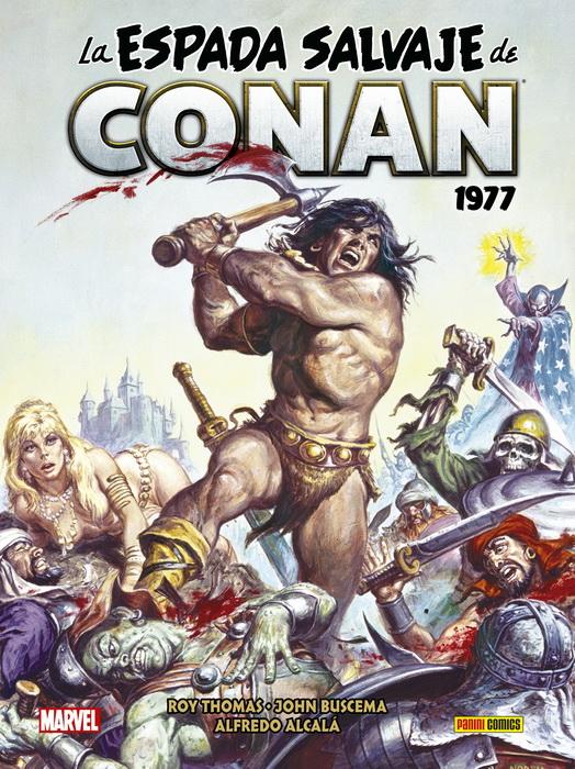 Novedad de Panini para enero de 2020:  Marvel Omnibus. La Espada Salvaje de Conan: La Etapa Marvel Original 3  https://www.universomarvel.com/marvel-omnibus-la-espada-salvaje-de-conan-la-etapa-marvel-original-3/…