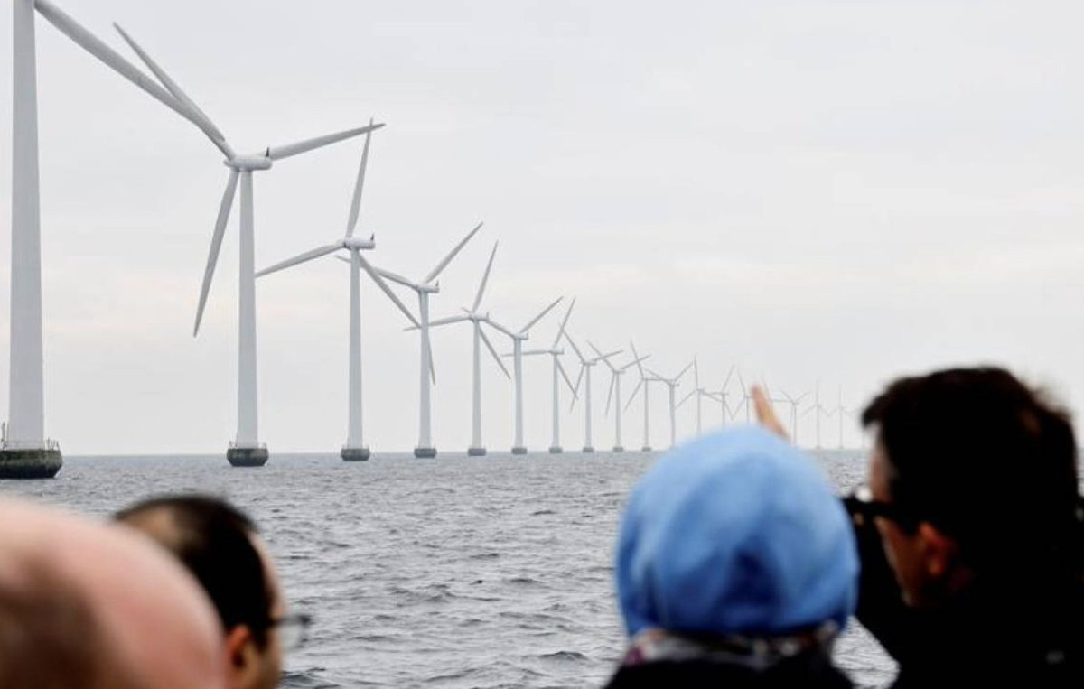 Encouraging news - Denmark is planning a $30 billion offshore wind island that could power 10 million homes. Switch to renewable energy and work with us towards a sustainable future. Via @TRF_Stories: tmsnrt.rs/38ow0pZ #COP25